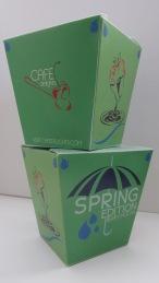 Spring Edition Muffin Box