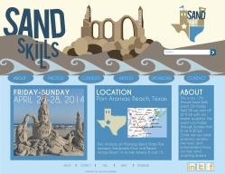 Sand Skills Website